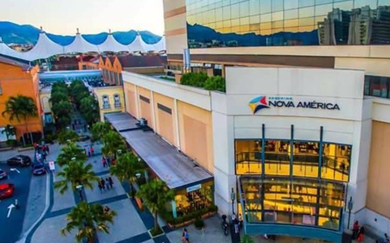 Aerial view of VeraGo store