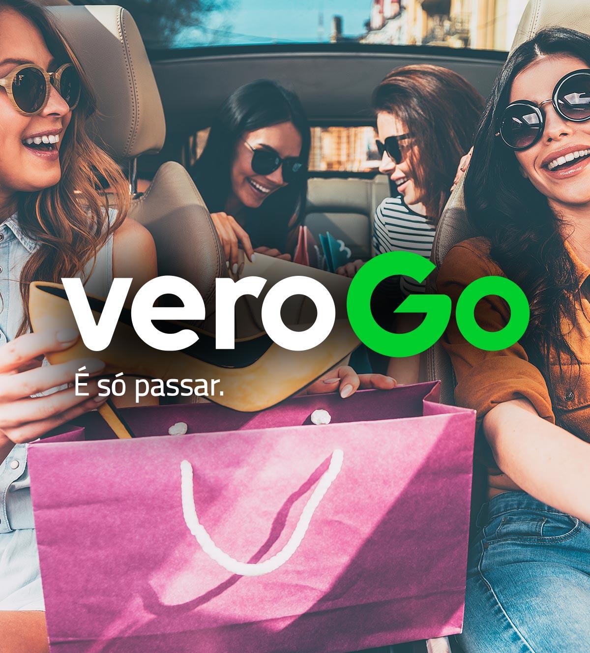 Happy VeroGo customers