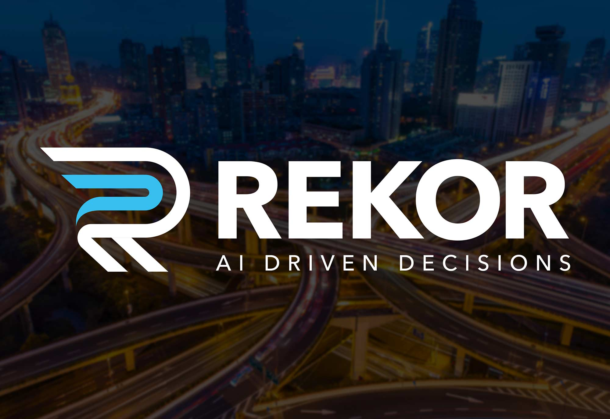 Rekor Launches New Visual Identity