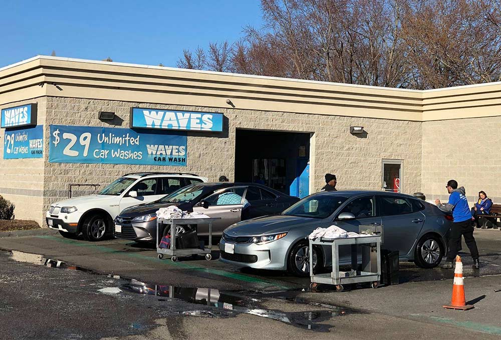 Waves Car Wash uses Rekor's vehicle recognition technology to build loyalty and enhance customer experience.