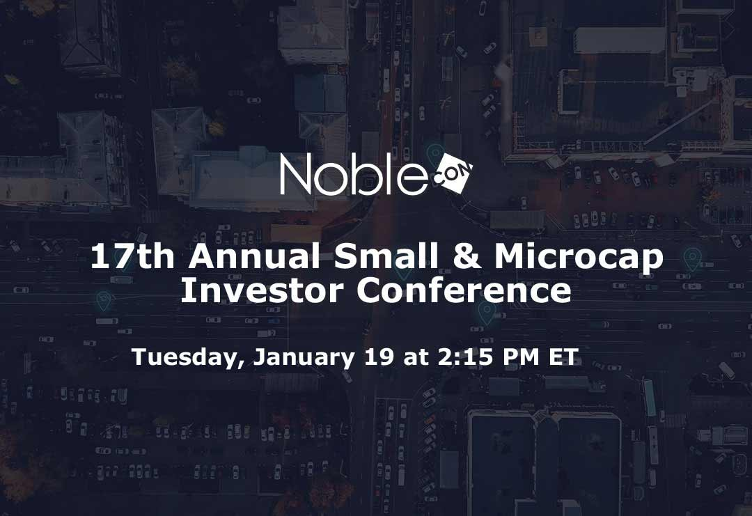 Rekor Systems' CEO Robert A. Berman Featured at NobleCon17