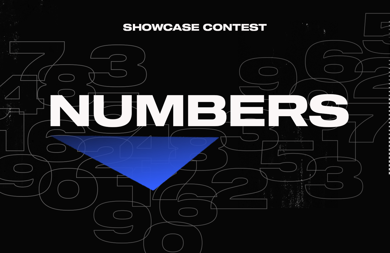 Time to give numerology a go. We want to see your best Showcase… by the numbers.