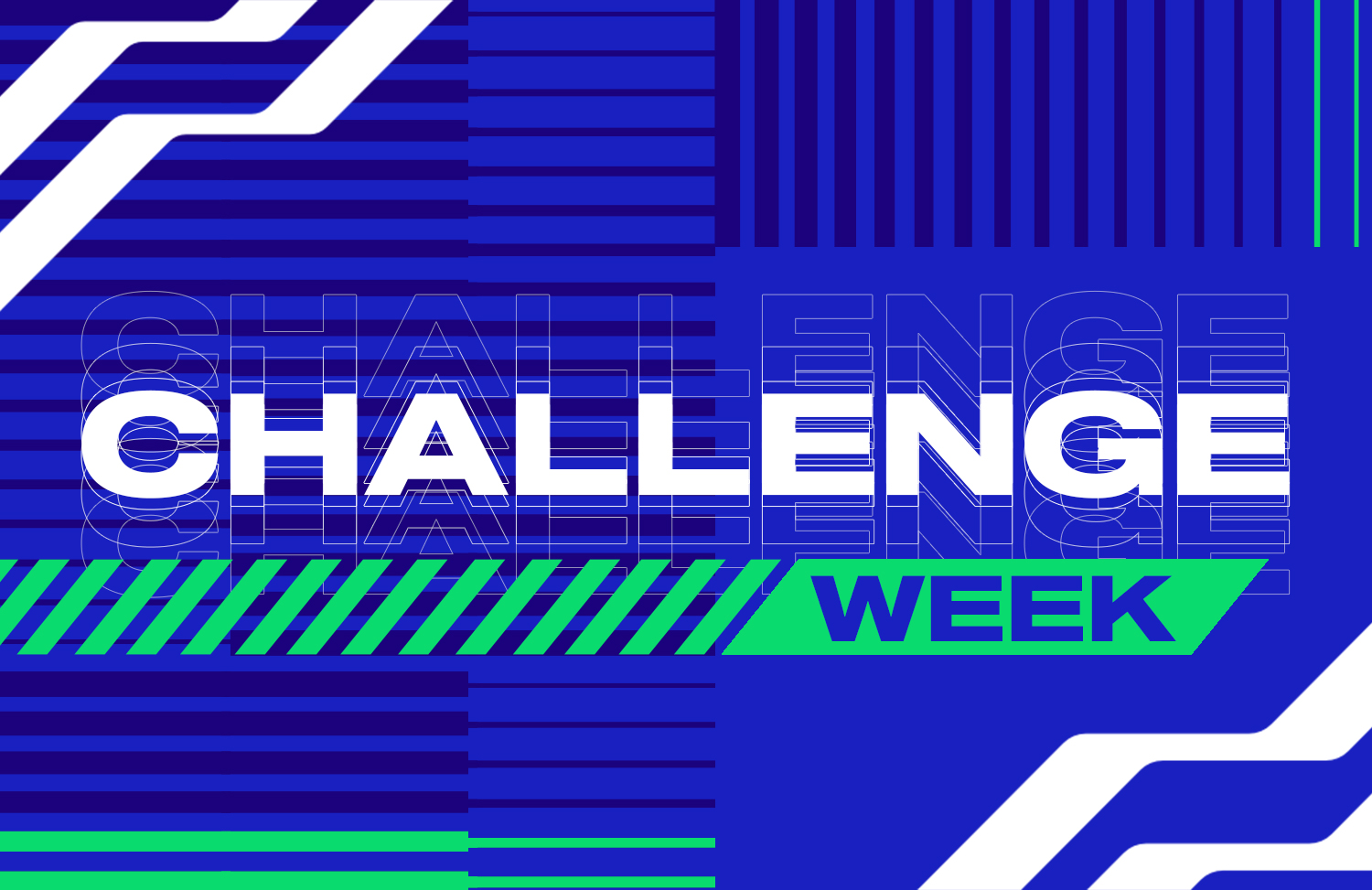 It's finally here. Ready yourself for a marathon of challenges.