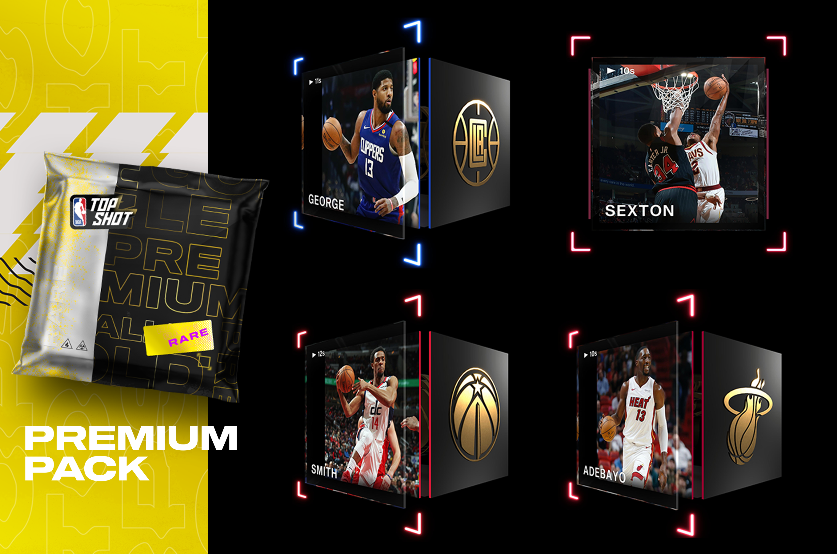 With a trove of All-Stars and some up-and-coming guards, these packs have a little something for every fan to enjoy.