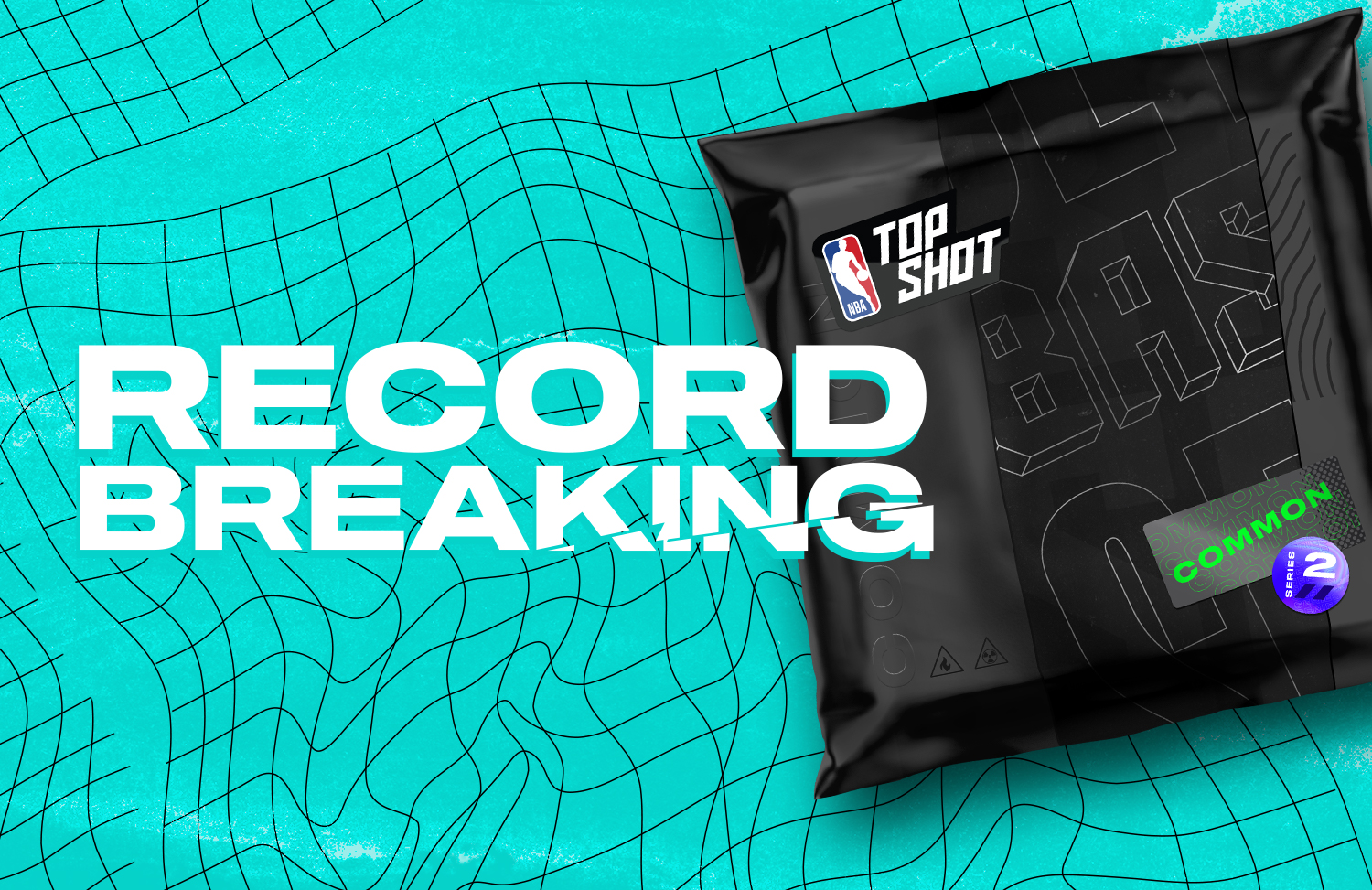 50K+ base set packs sold. $2M in Marketplace transactions. This has been an incredible week for NBA Top Shot, and it's still going strong.