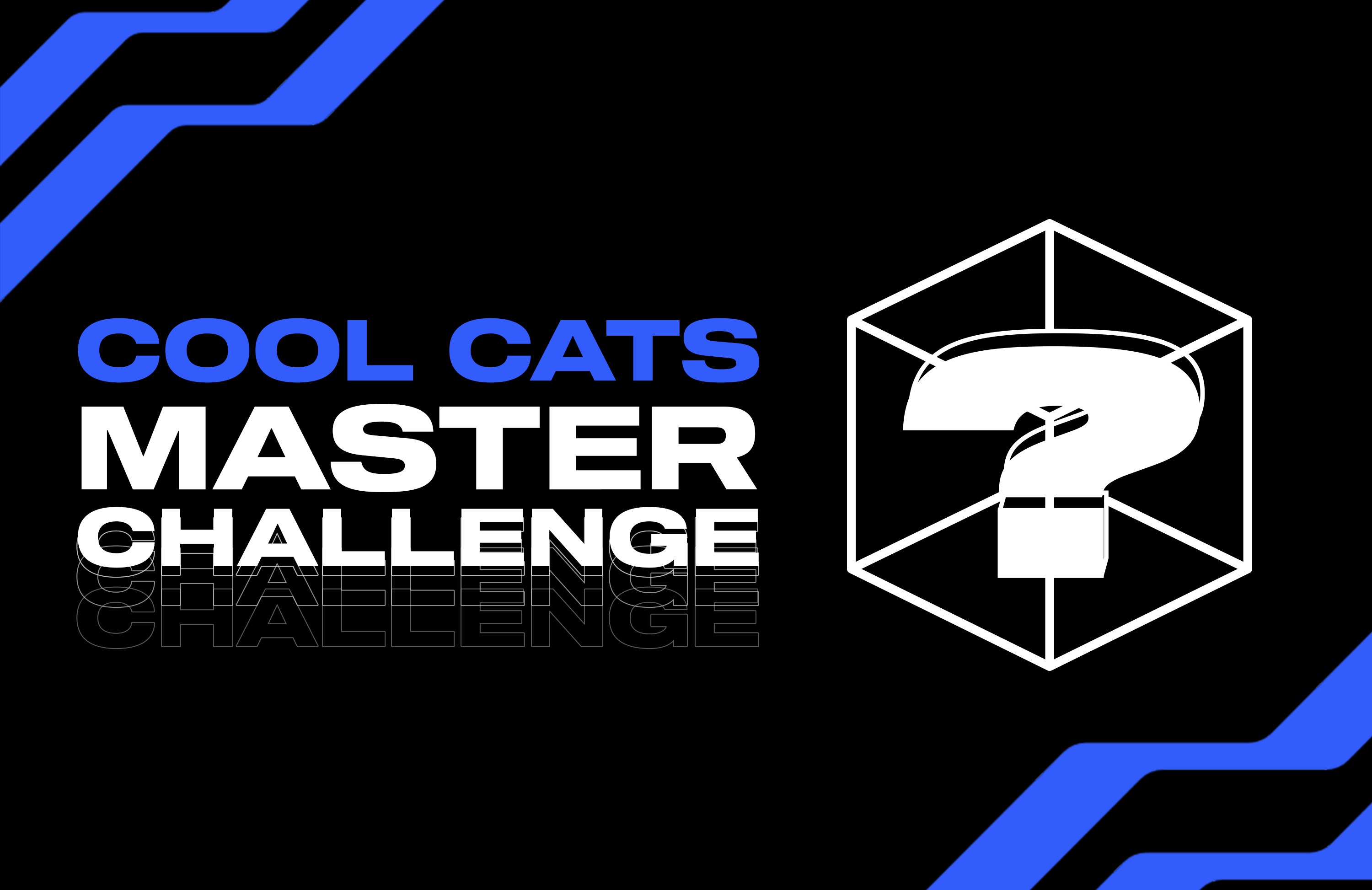 We can confirm: there will be a master challenge related to the Cool Cats set. Read here for more details: