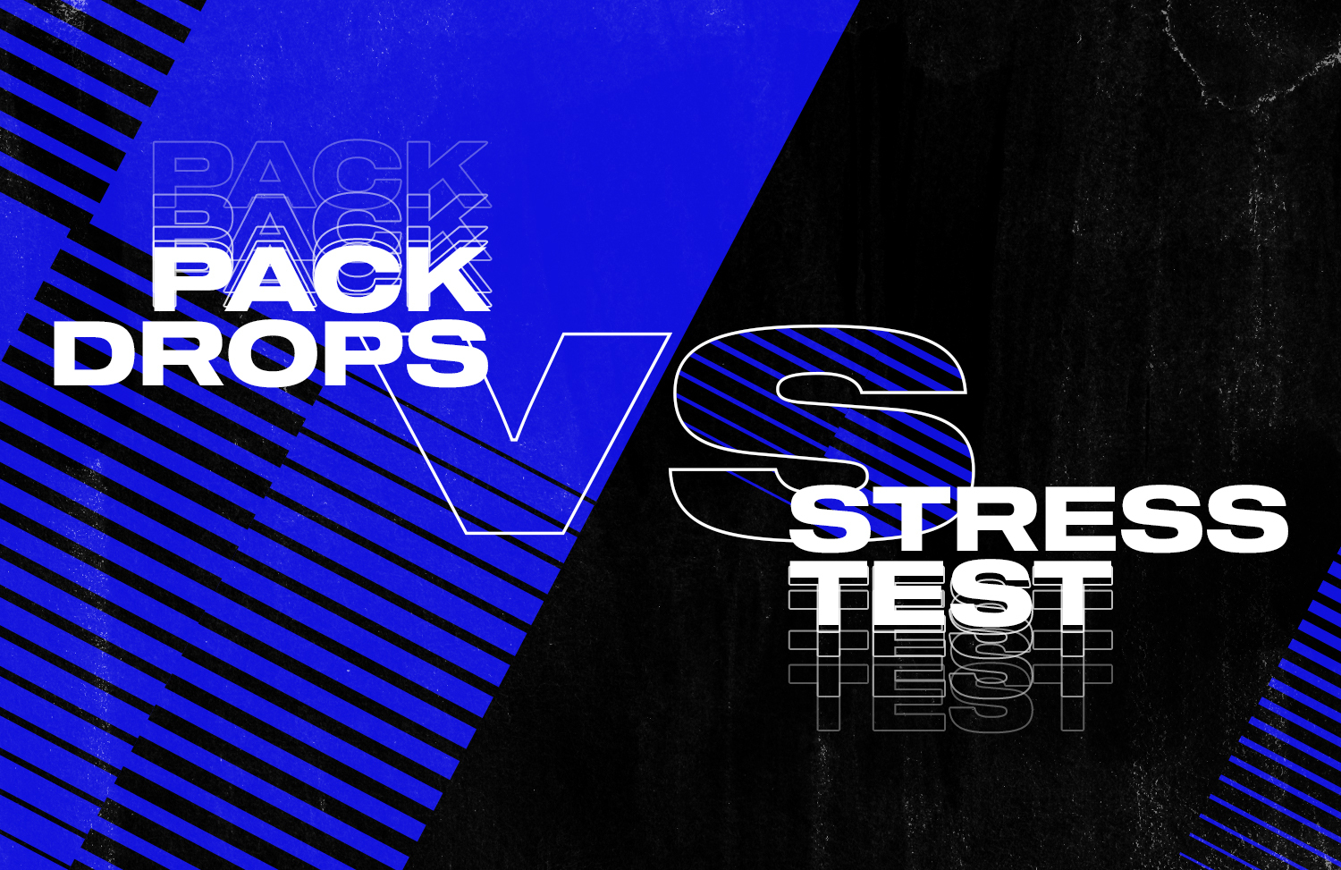 We have received a lot of inquiries around Stress Tests and pack drops. This post is a quick primer on the differences.