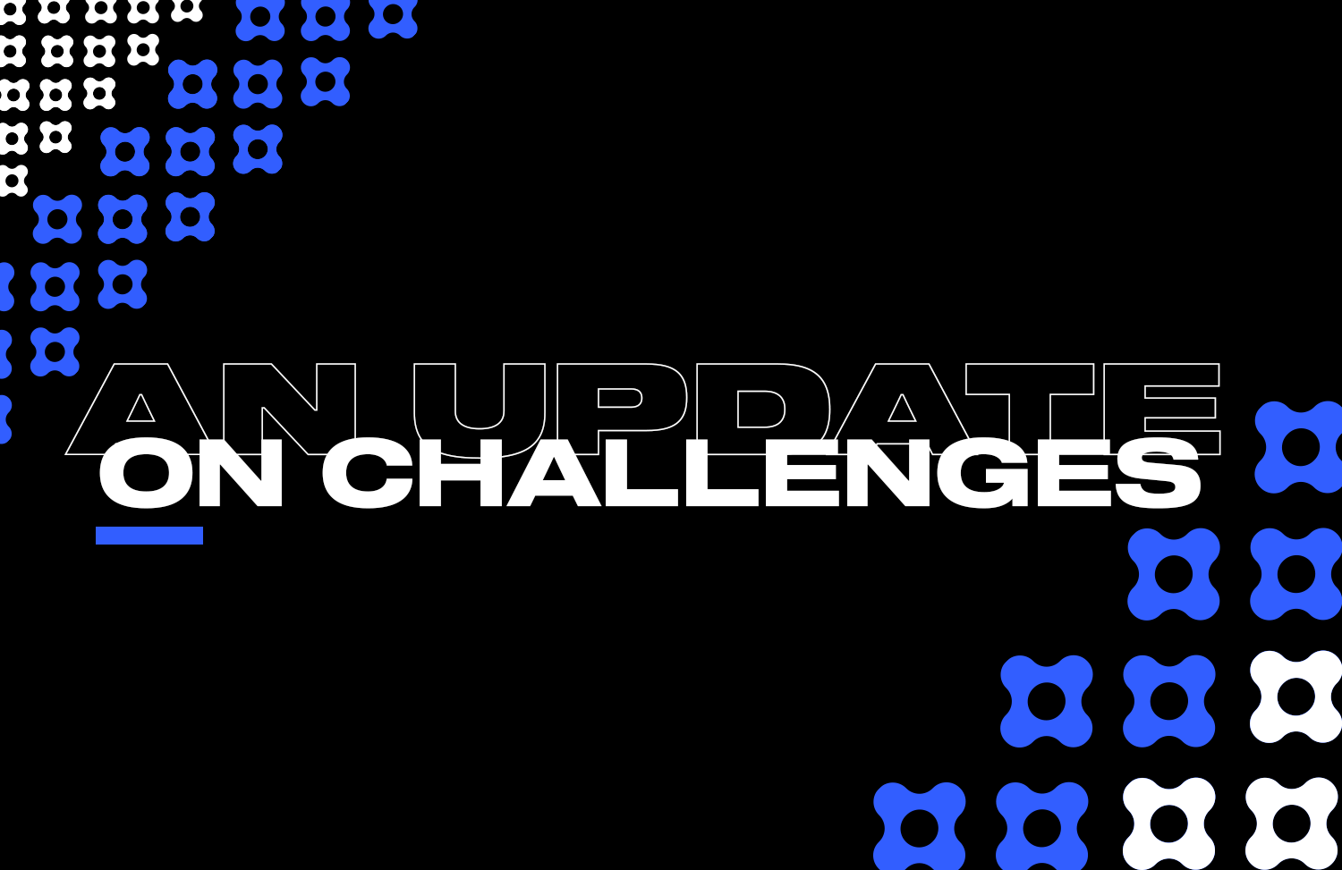 An update about challenges from the NBA Top Shot team.