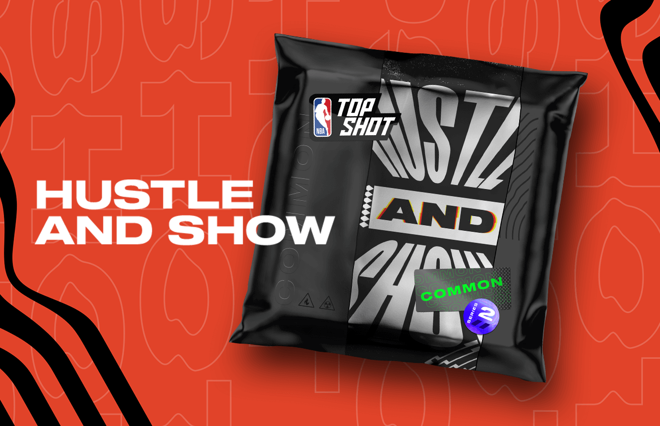 The first drop of Hustle and Show, the latest Series 2 set, arrives Monday, May 3.