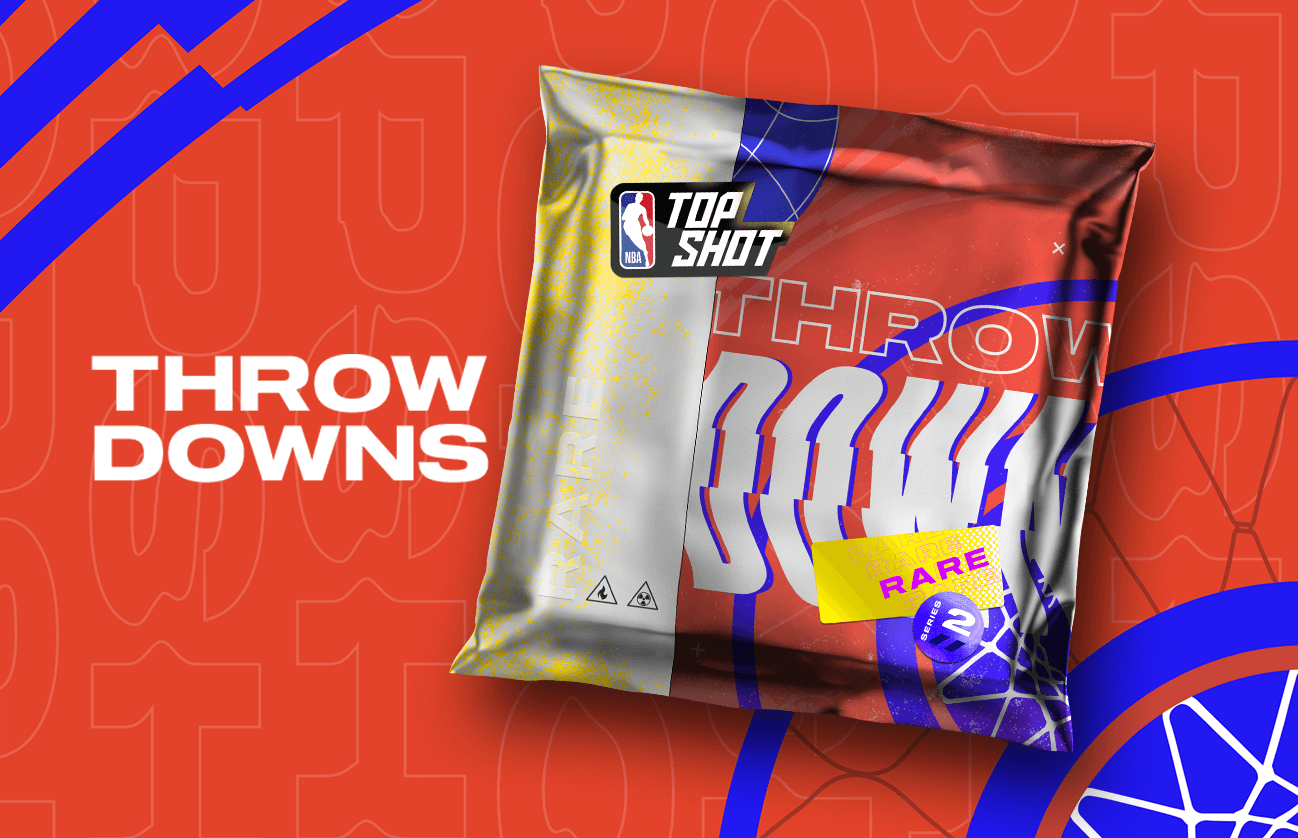 A powerful dunk is two points but the message it sends is universal. Throwdowns Series 2 drops May 10, 2021.