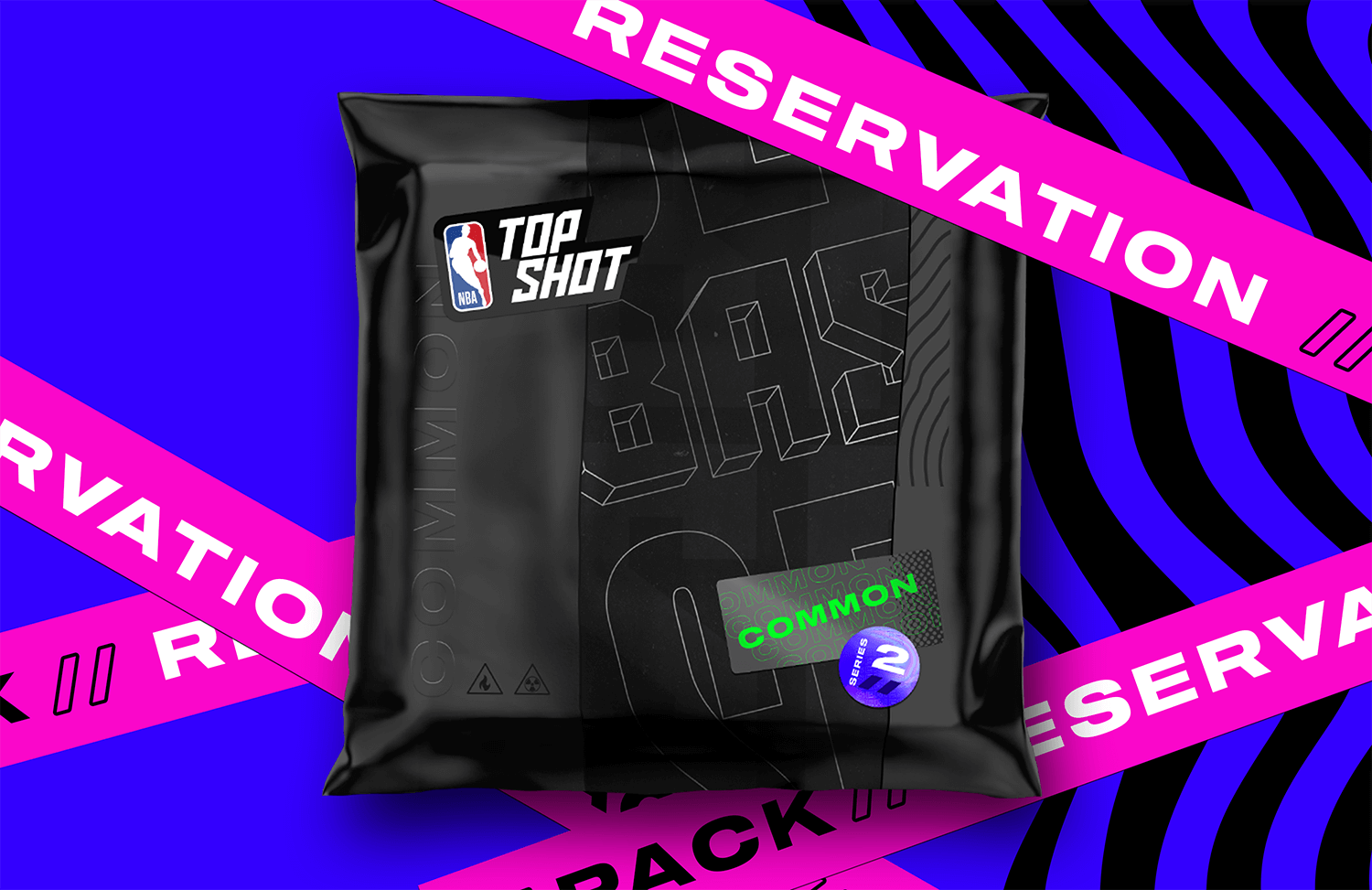 Reserve your next NBA Top Shot pack today. Here's how.