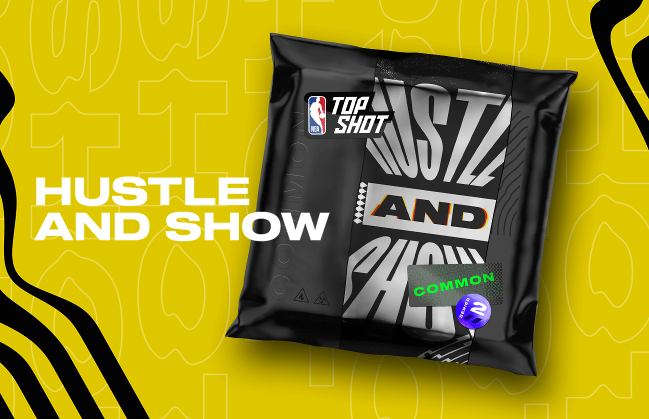 The second and final drop of the Hustle and Show set arrives Thursday, May 20.