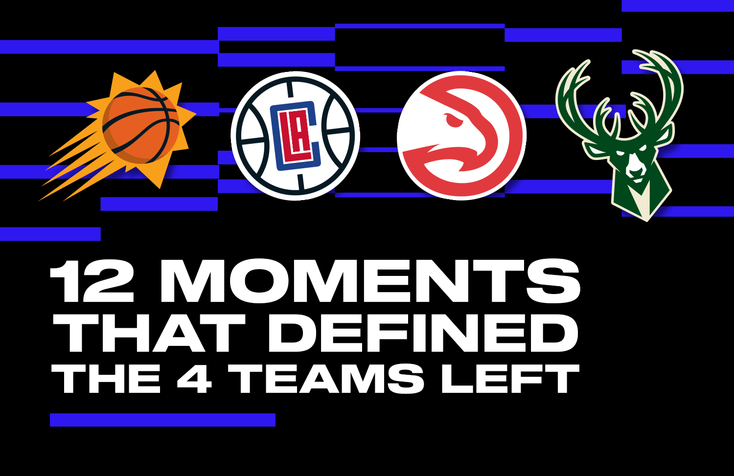 These 12 memorable Moments have defined the 2020-21 season...