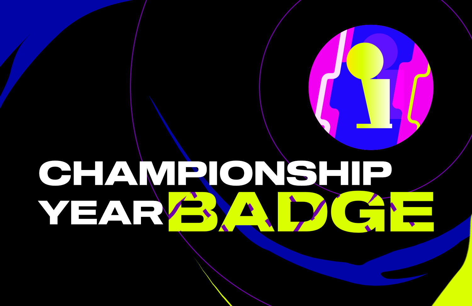 We have a brand new badge to celebrate the NBA Finals...