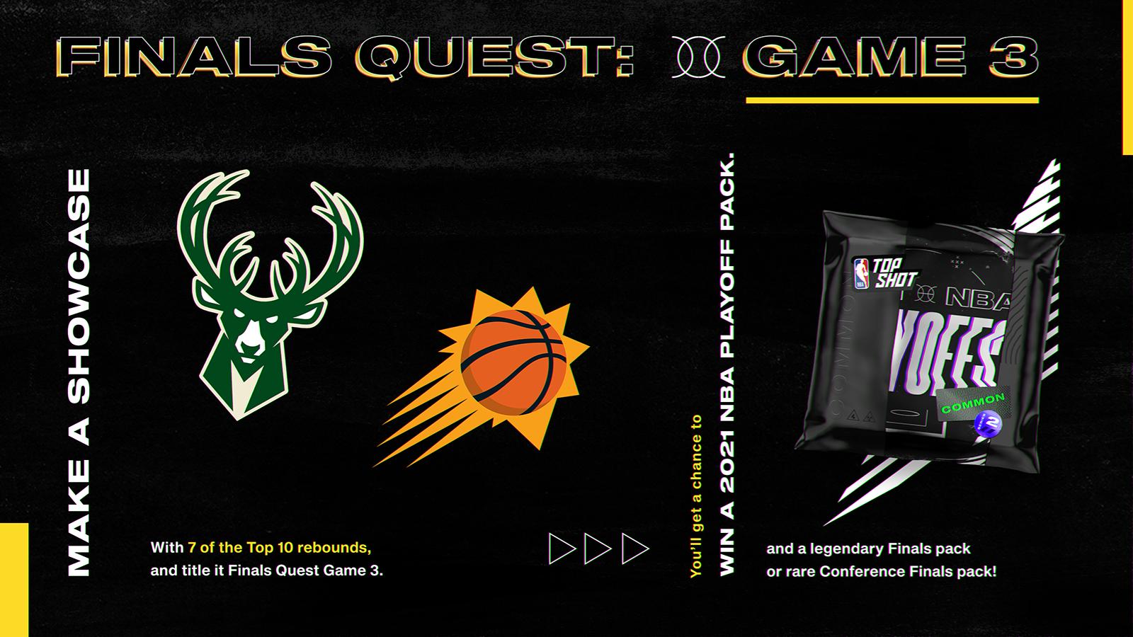 Game 3: Can the Bucks rebound down 2-0?