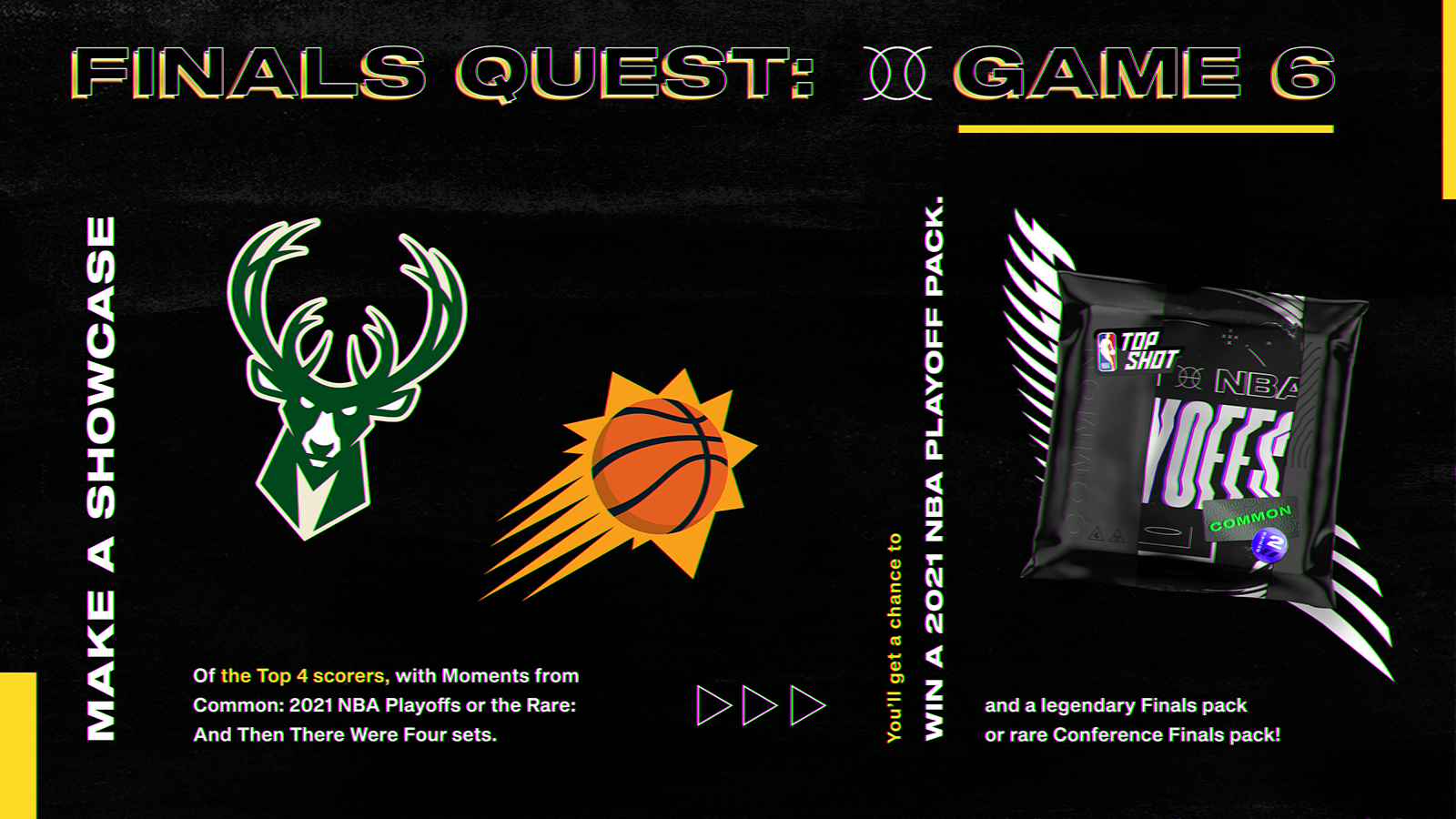 Game 6: The Bucks look to close out the Suns on their home floor