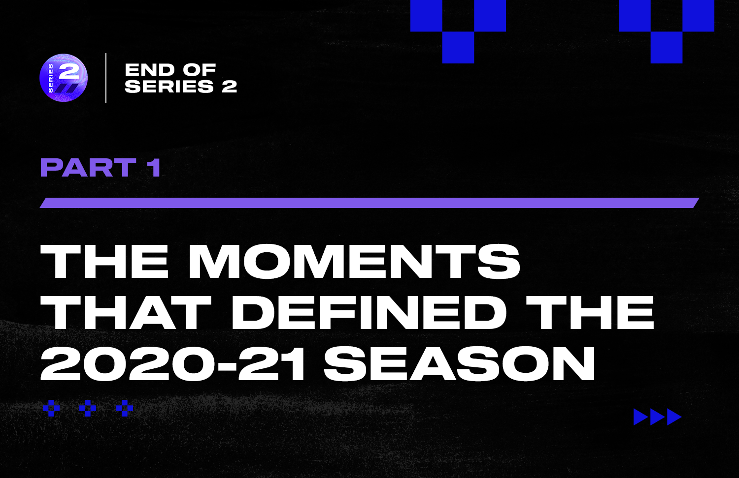 Relive the best plays of the NBA Season x Series 2 through Top Shot Moments in Part 1 of our year in review.