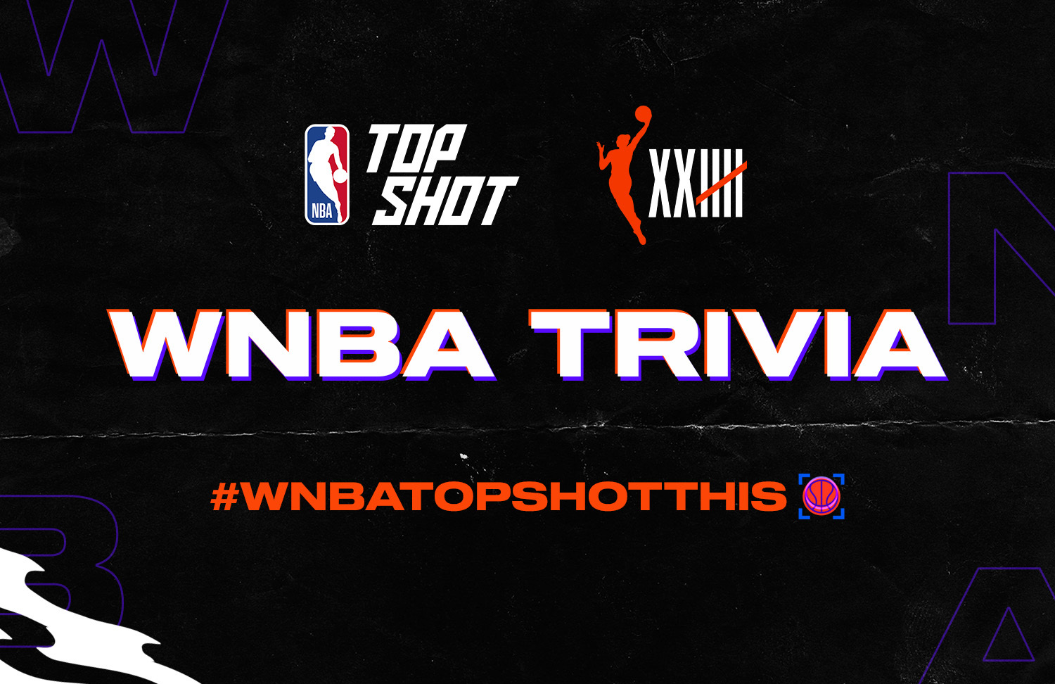 We celebrated the launch of WNBA on Top Shot with a Trivia Night.