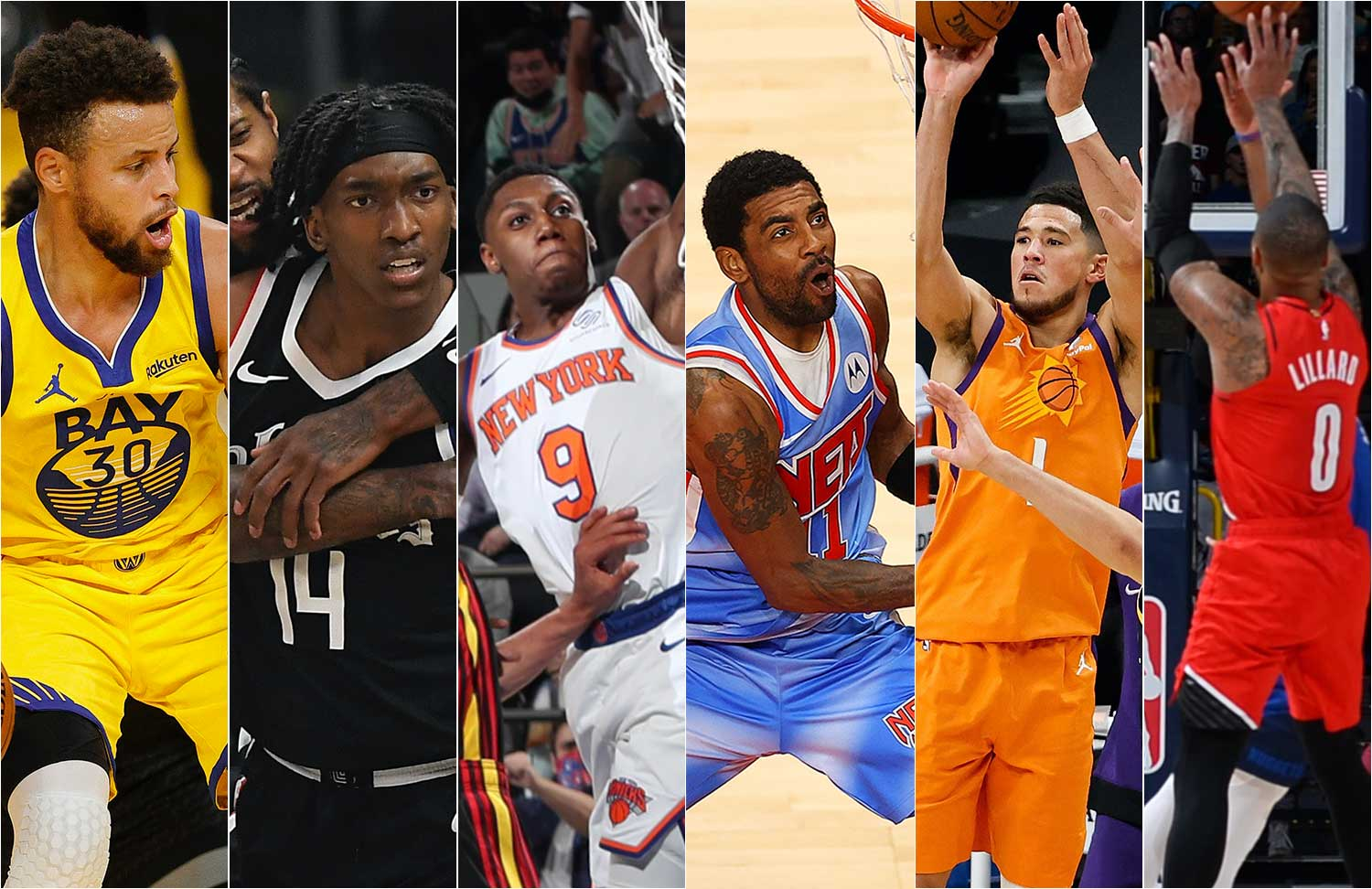 This week, the NBA's counting down its Top 100 Plays of 2020-21, starting with the first 20 today. Which ones can you find on Top Shot?