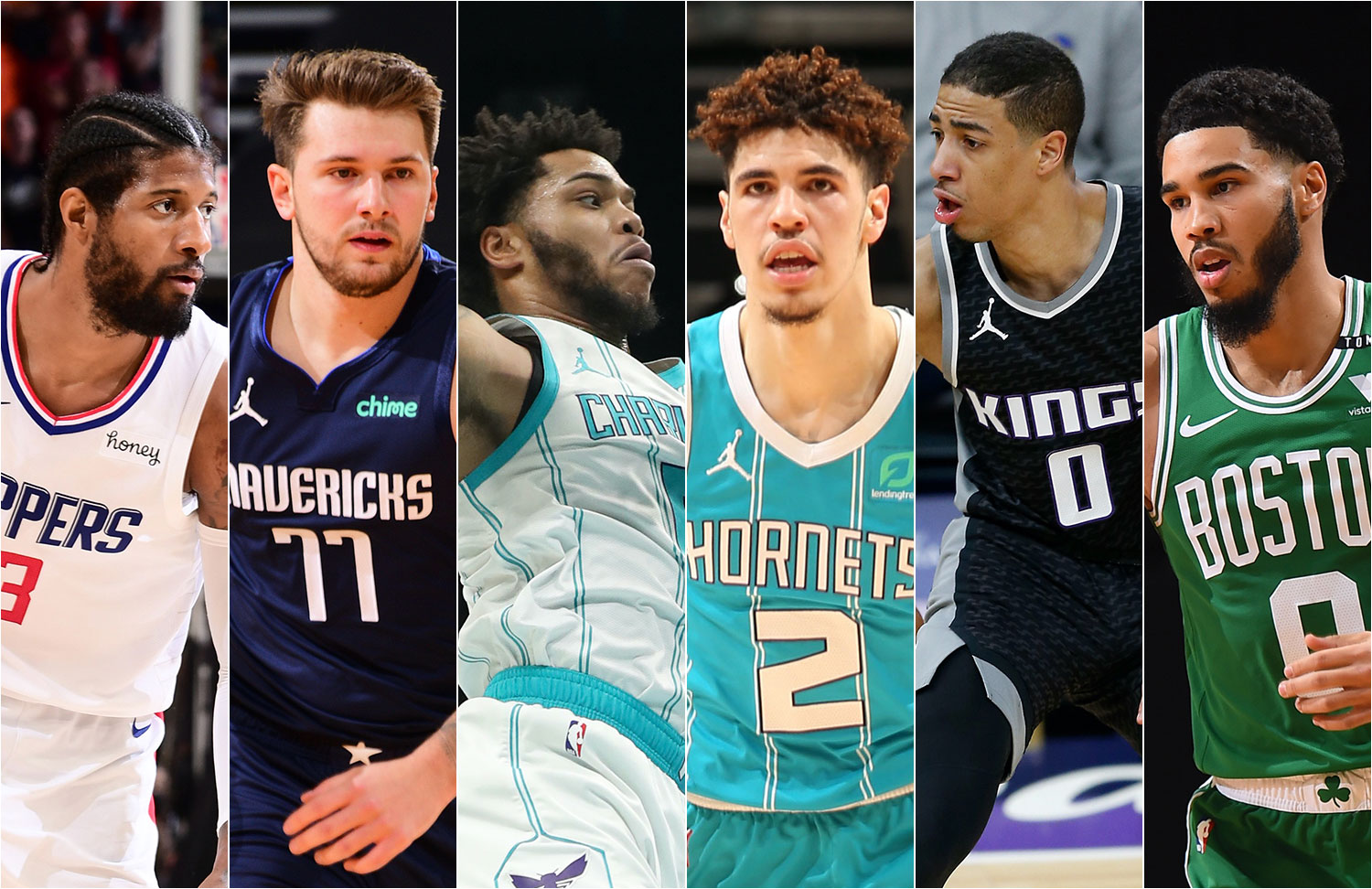 It's that time again! Plays 60-41 in the NBA's countdown of the Top 100 plays of the 2020-21 season. Which ones you can find on Top Shot?