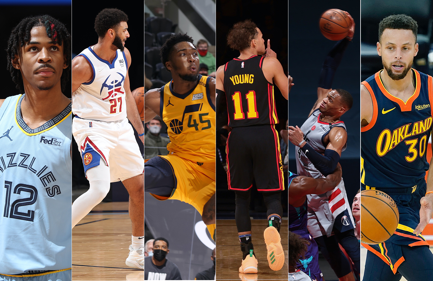 Ready for more awesome plays? It's 40-21 of the NBA's Top 100 plays of the 2020-21 season. Which ones you can find on Top Shot?