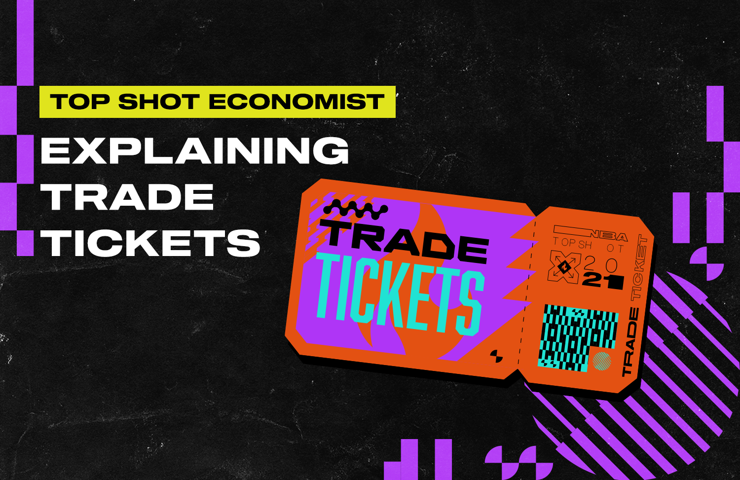 From The Economist: What you need to know about Trade Tickets.
