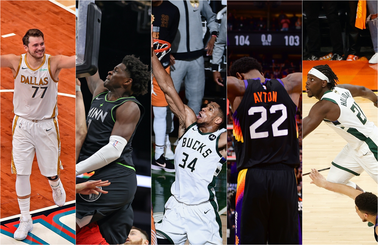 Ready for the 5 best plays of the year in the NBA? Let's jump right into it!
