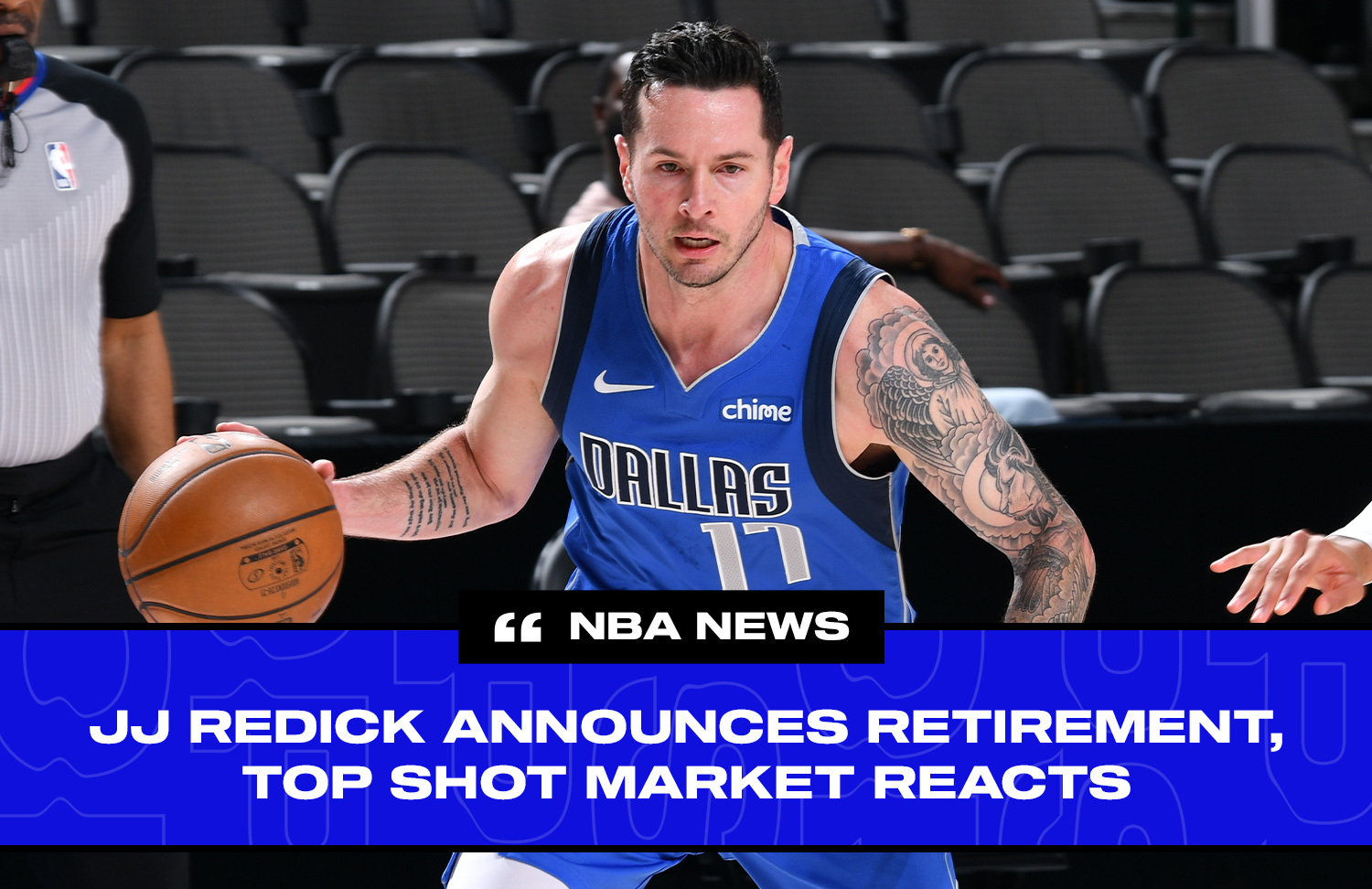 JJ Redick put together a great NBA career. Let's take a closer look at his impact.