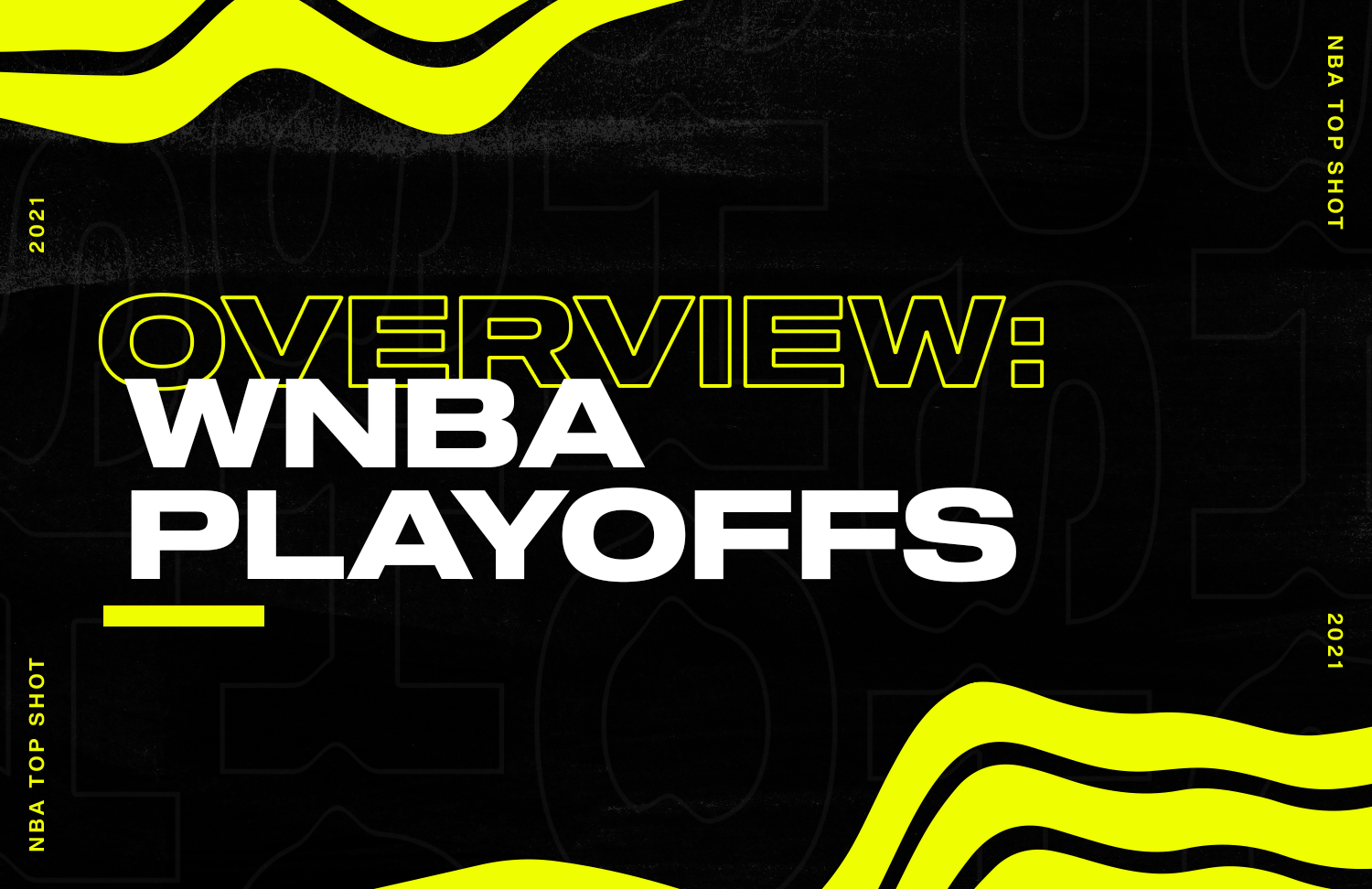 The WNBA Playoffs start this week and there's a lot to know. Let's dive into the playoff structure and the players to watch.