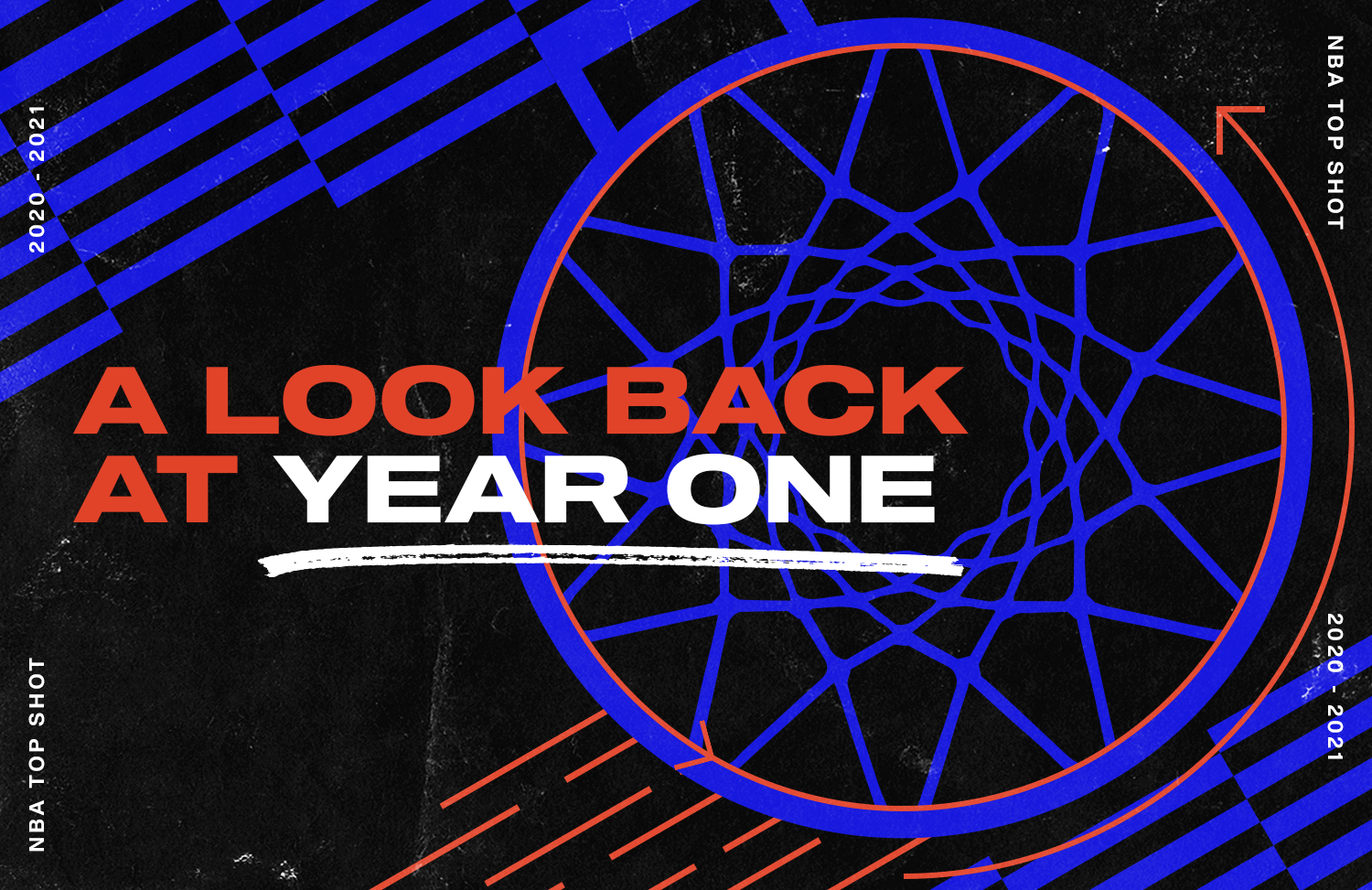We are celebrating one year of Top Shot with a big day of surprises and festivities. Let's start with a look back at the last year.