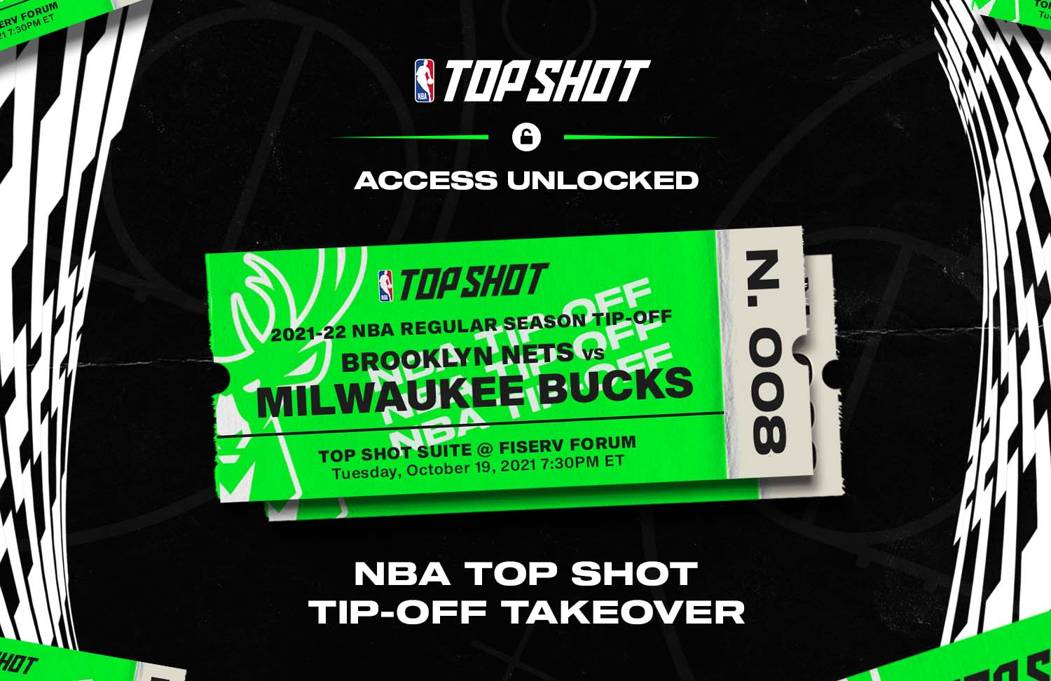 We are sending 38 collectors and their guests to Milwaukee for NBA Tip-Off.