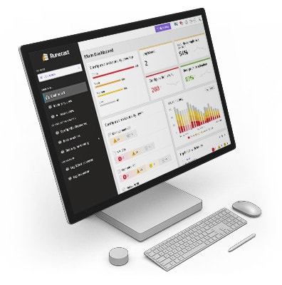 Runecast Analyzer on desktop