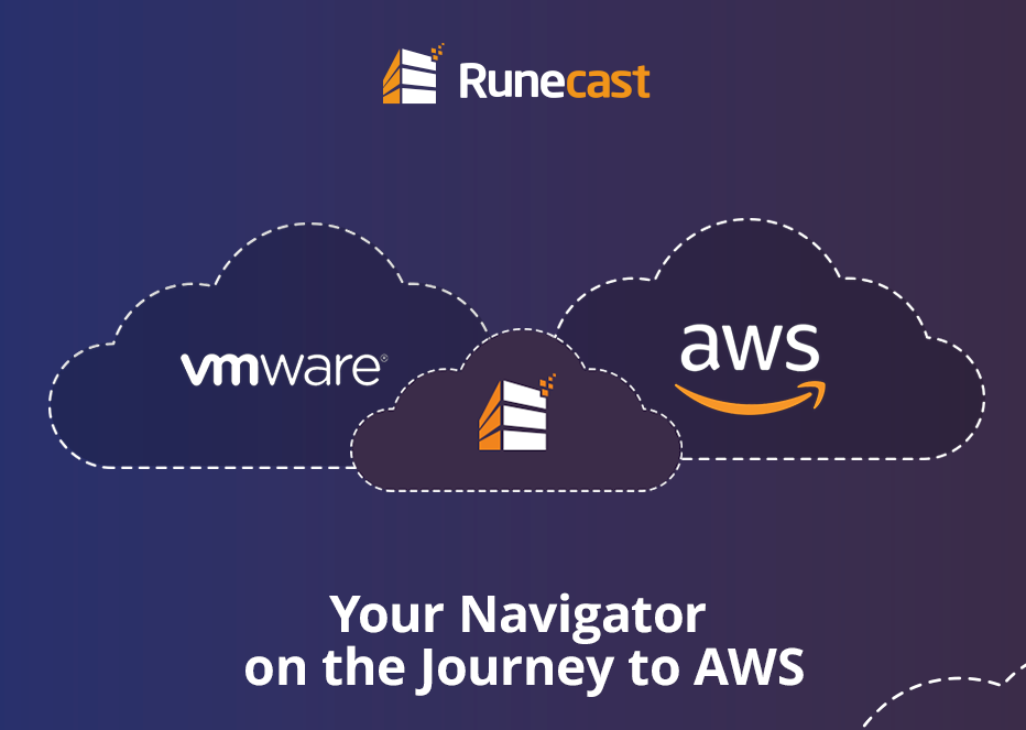 Runecast support to AWS Cloud