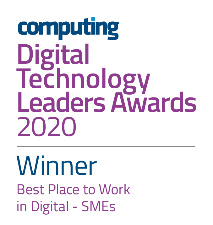 Best Place to Work in Digital - SMEs