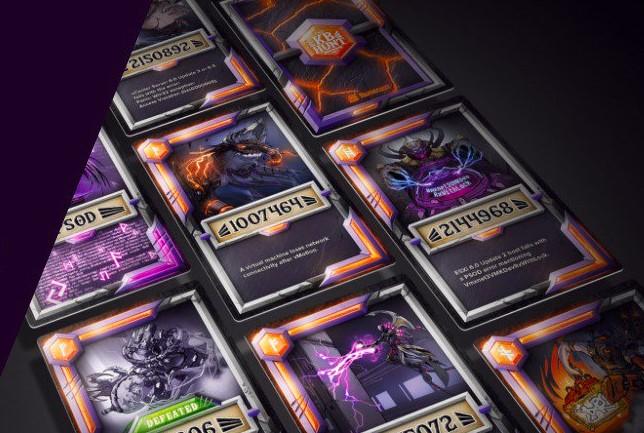 KB hunt Runecast Card Game