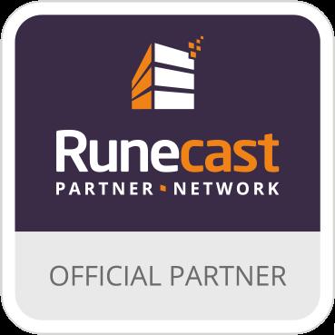 Runecast Partner Network badge
