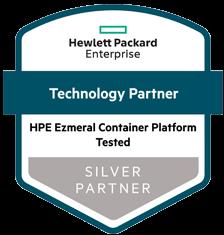 HPE Ezmeral Container Platform Tested