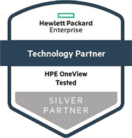 HPE Technology Partner - OneView Tested