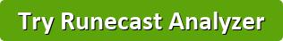 Try Runecast Analyzer Tap
