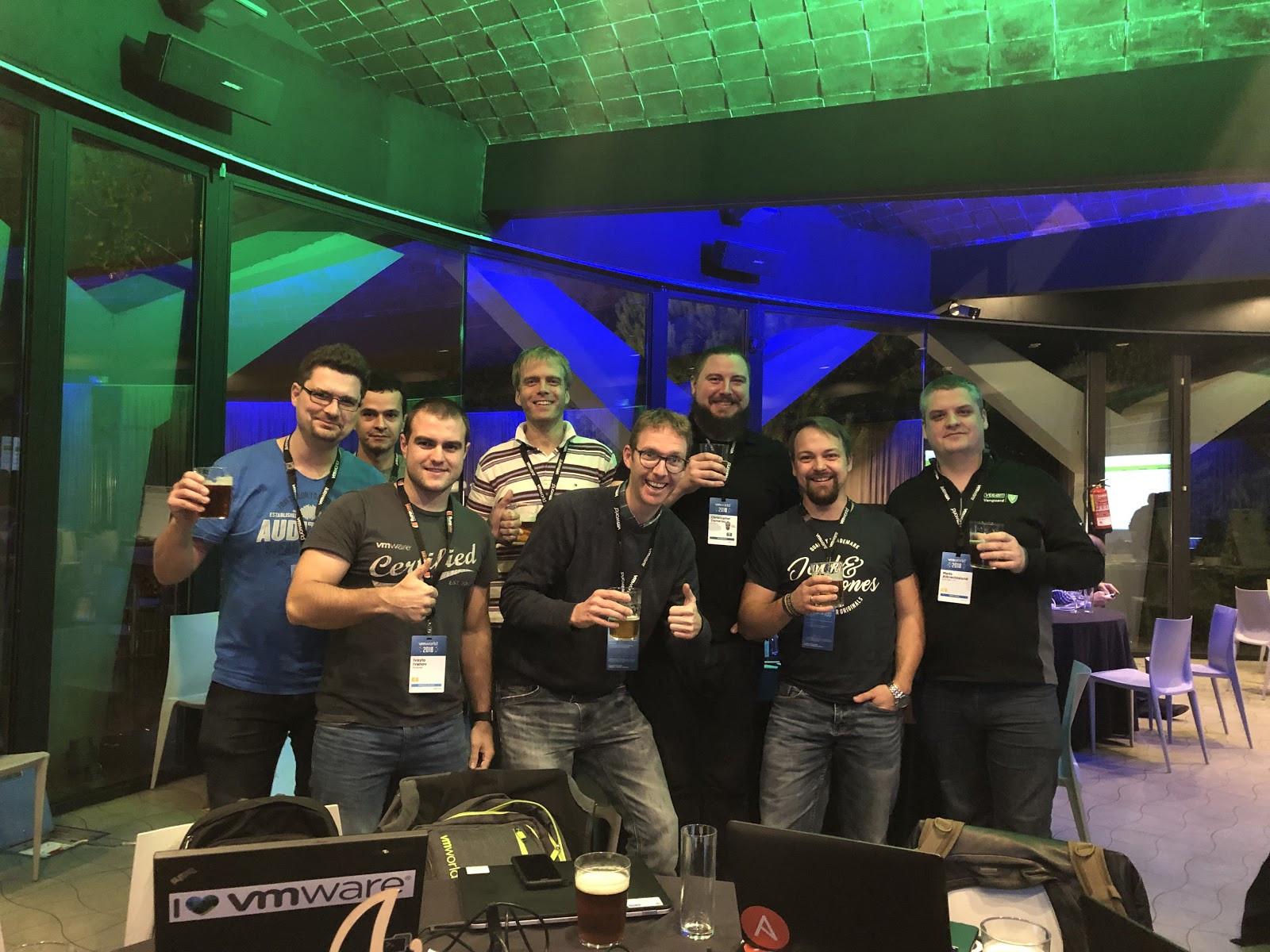 Hackathon Team With Ivo