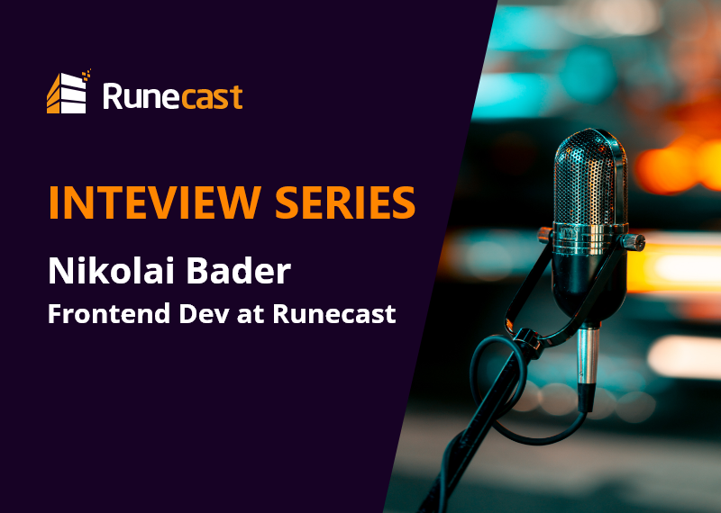 Behind-the-Scenes at Runecast Solutions