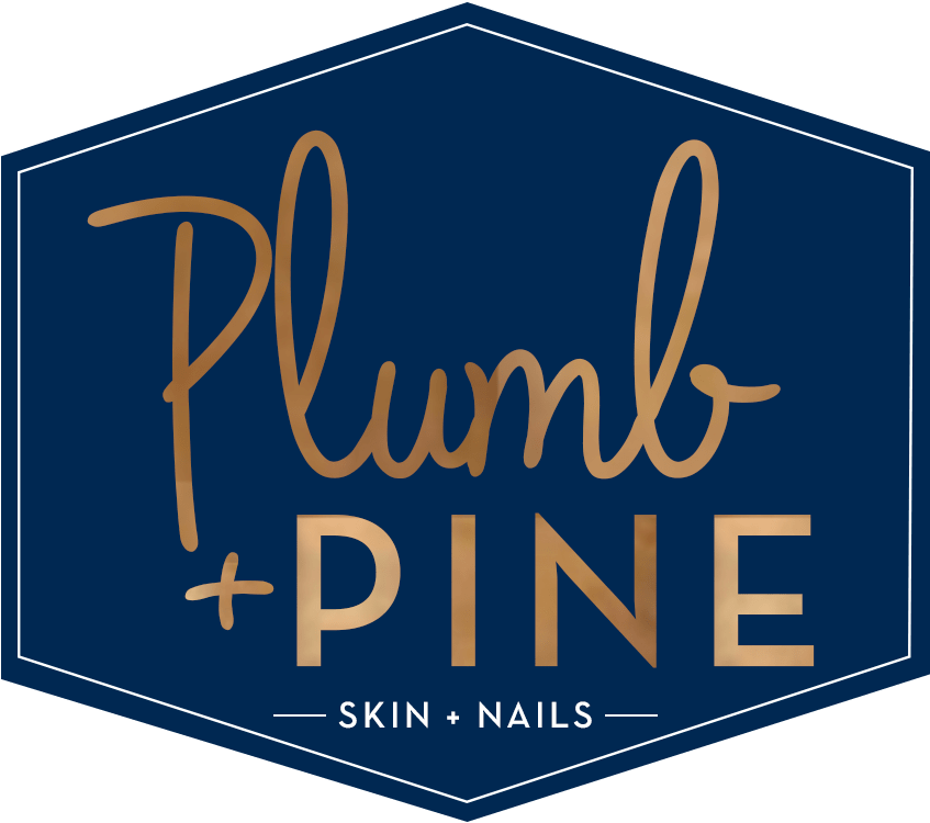 Plumb + Pine Skin + Nails