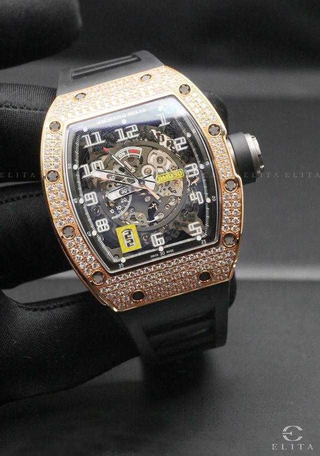 RM 030 RG/TI Diamonds