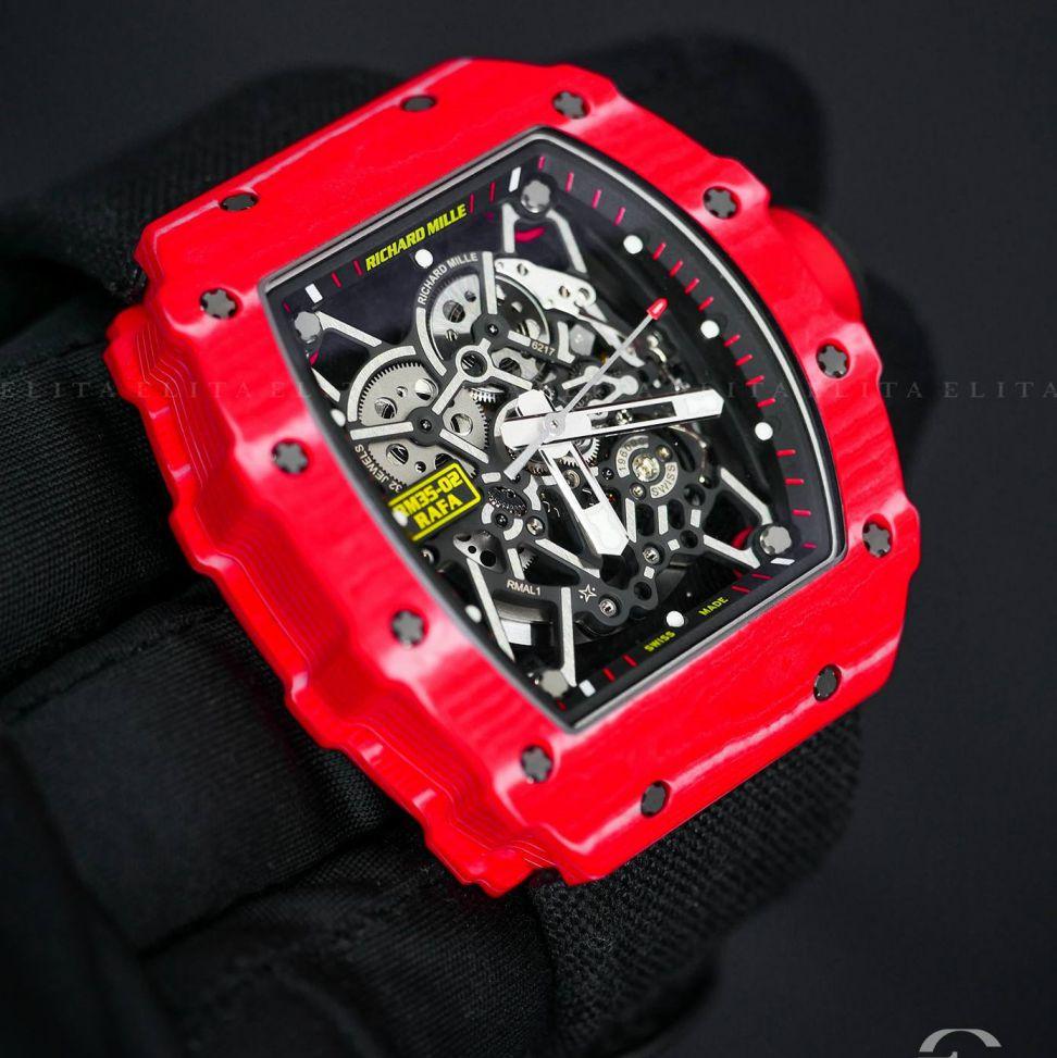 RM 35-02 RAFA Red NTPT