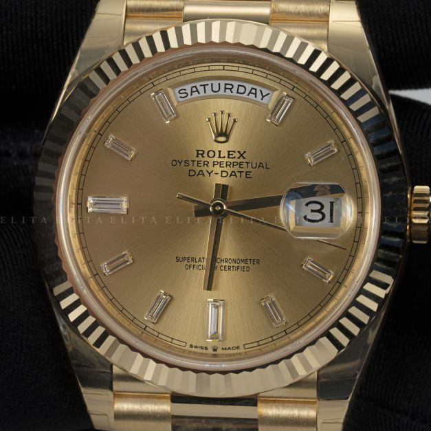 Day-Date 40 228238-0005 Yellow Gold