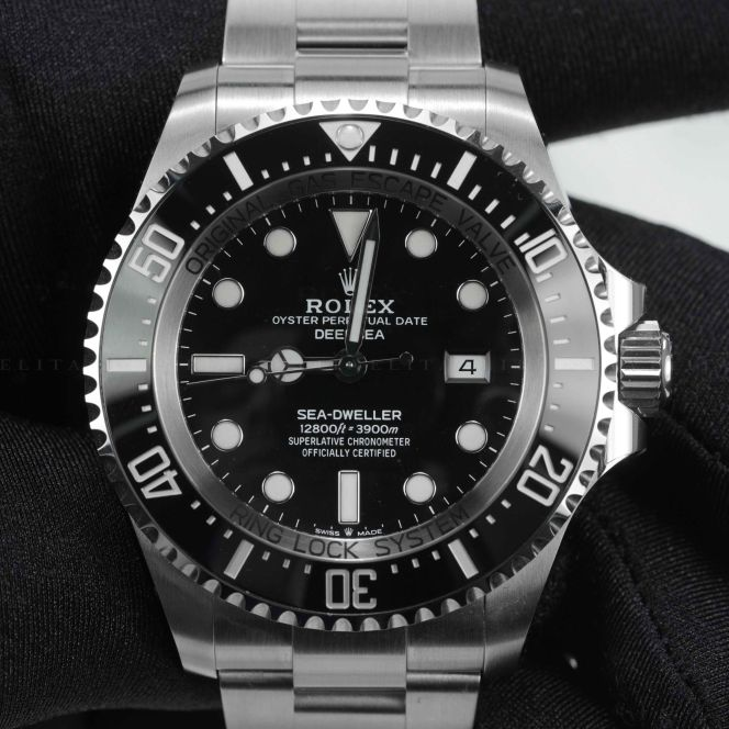 Sea-Dweller Deepsea 126660-0001