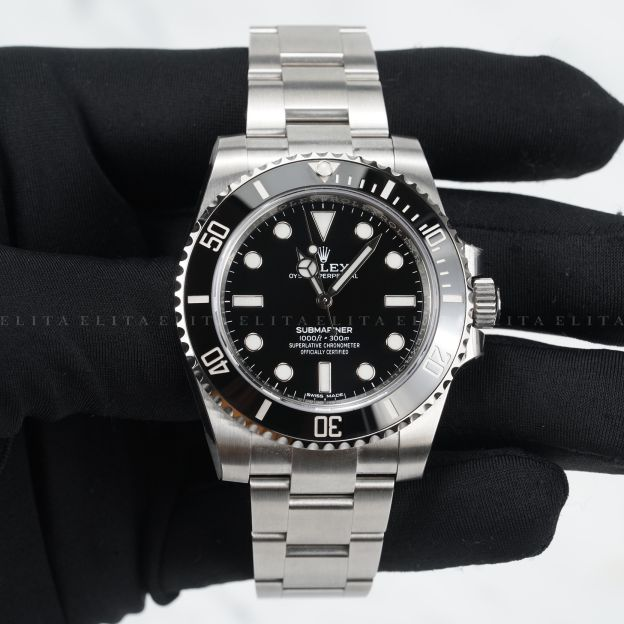 Submariner 114060-0002 Oystersteel