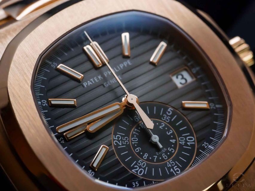 Nautilus 5980/1R-001 Rose Gold