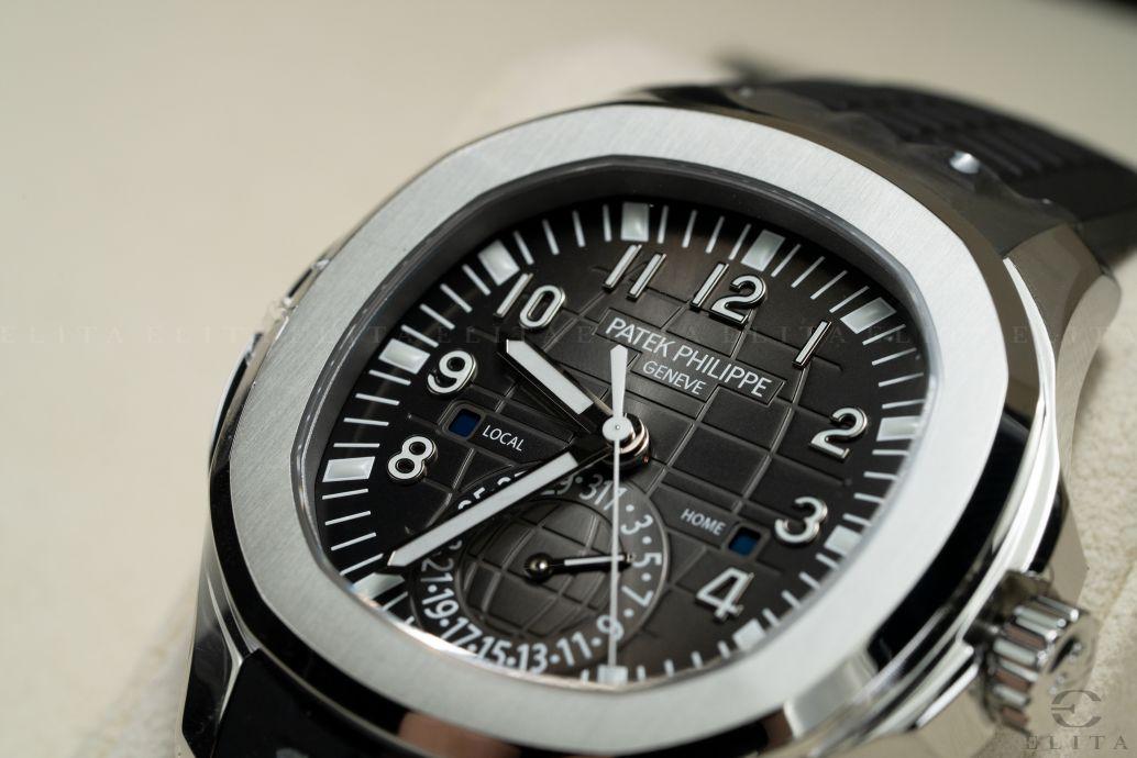 Aquanaut 5164A-001 Travel Time