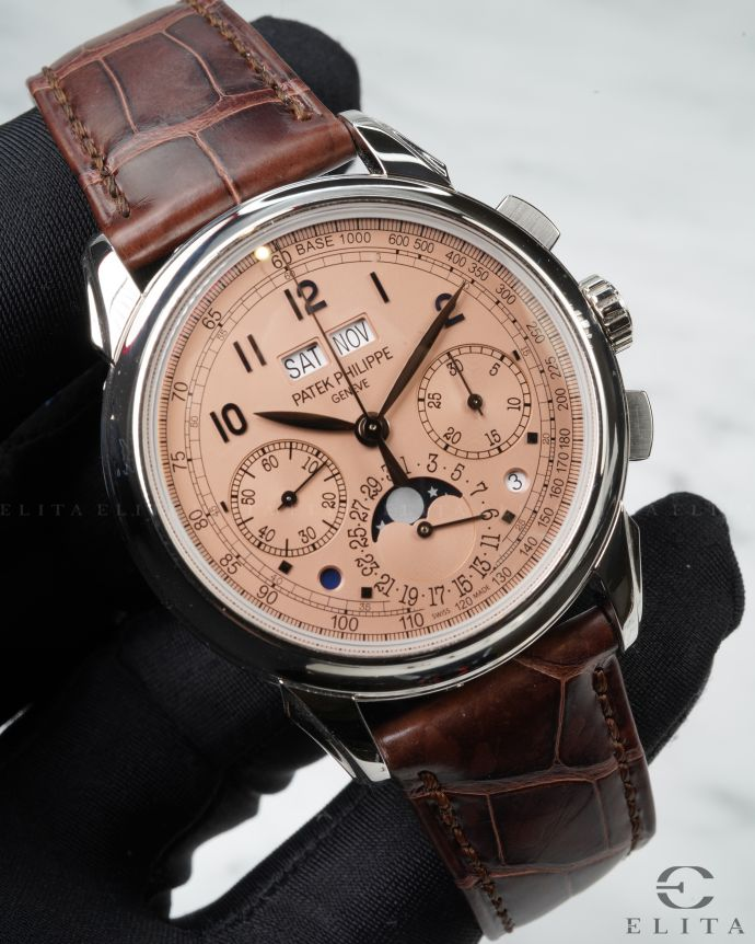 Grand Complications 5270P-001 Salmon Dial